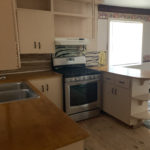 Kitchen of of house for sale near Mullet Lake