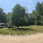 Panorama of location house for sale near Mullet Lake
