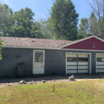 Front of house for sale near Mullet Lake
